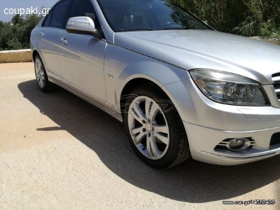 πωλείται  Mercedes-Benz C 180 AVANTGARDE KOMPRESSOR '08