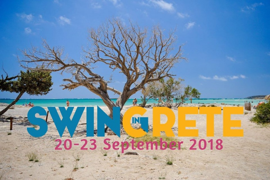 Swing In Crete 2018