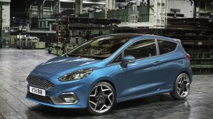 Ford Fiesta ST: Baby... BOOM