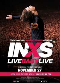 INXS: LIVE BABY LIVE AT WEMBLEY STADIUM 1991-ATMOS